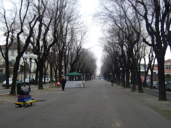 Viale Garibaldi